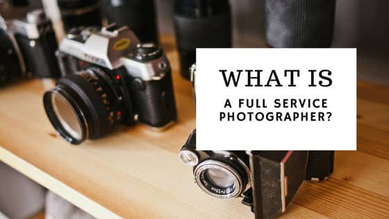 BR full service photographer camera