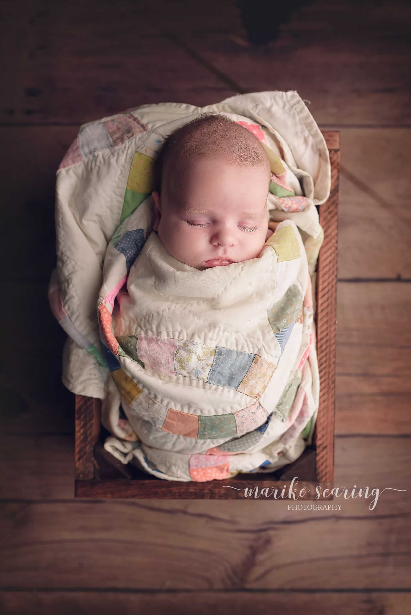 20180121 baton rouge louisiana traditional newborn photograper cute baby pic quilt in create