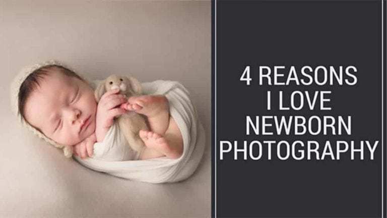 4 Reasons I Love Being A Newborn Photographer | Baton Rouge Baby Photos