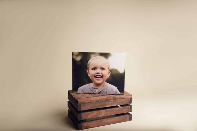 Product Spotlight: Canvases | Baton Rouge Traditional Posed Newborn Photographer