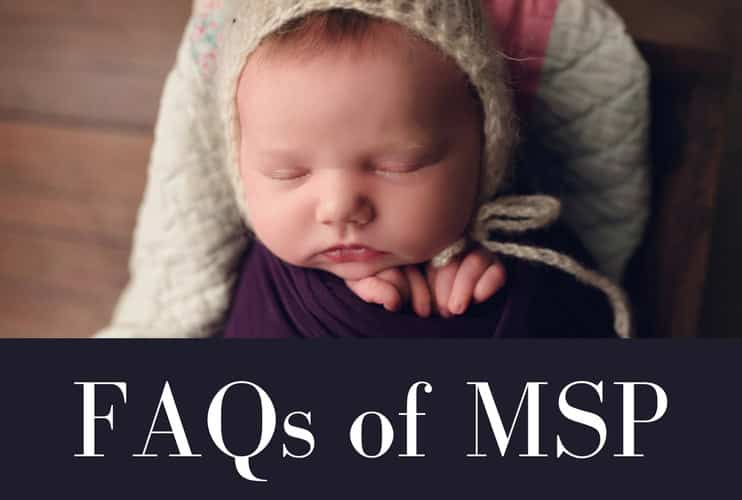 The FAQs of MSP | Traditional Newborn Photographer In Baton Rouge