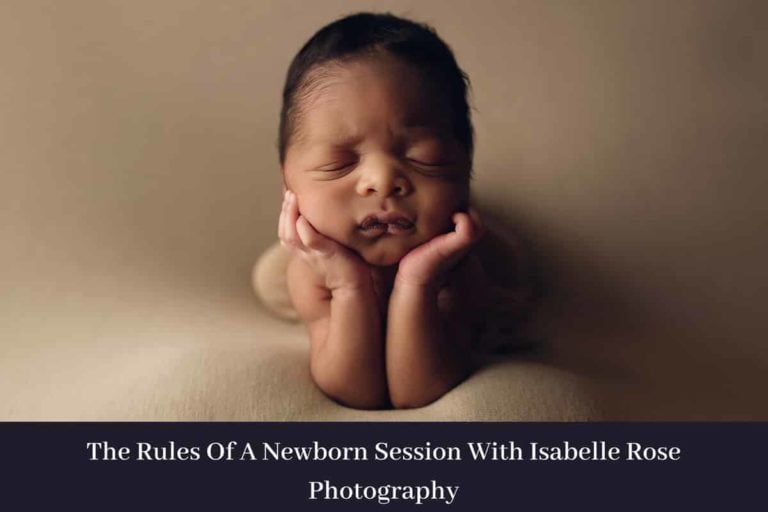 The Rules Of A Newborn Session With Isabelle Rose Photography | Posed Baton Rouge, LA Newborn Photographer