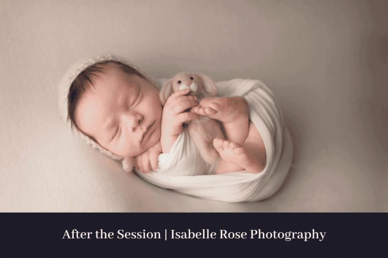 After The Session | Baton Rouge Premier Newborn Photography