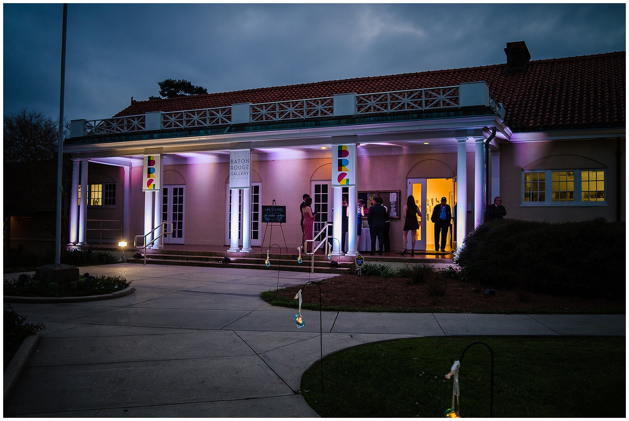 Baton Rouge Gallery Wedding Venue