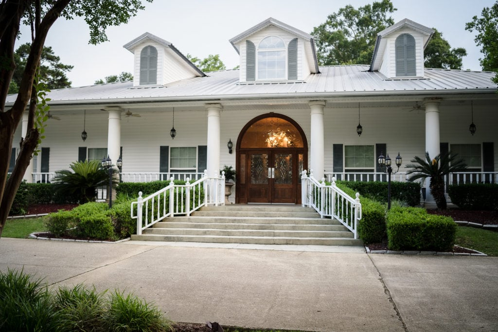 Forrest Grove Plantation wedding venue