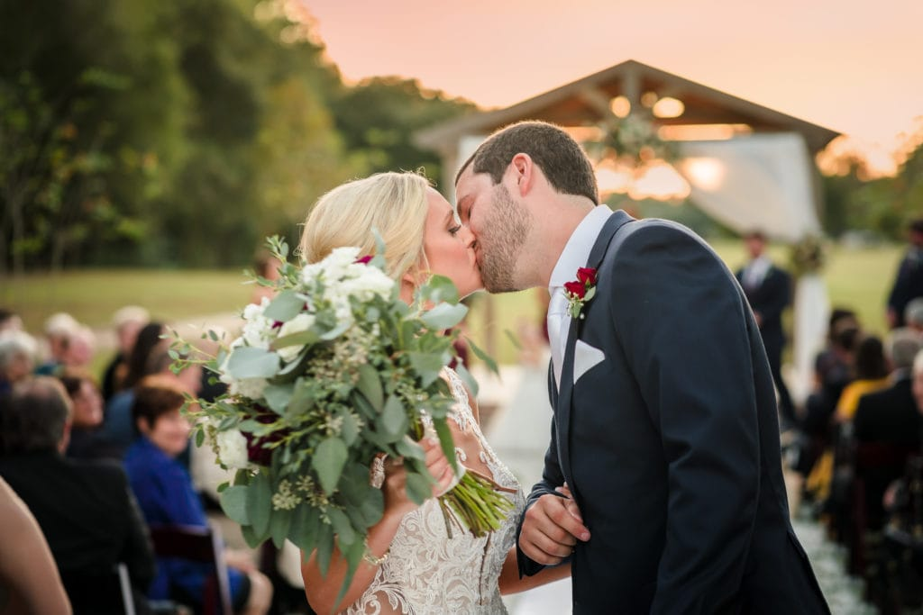 5 Essential Questions Brides Should Ask Their Wedding Photographer wedding couple kissing