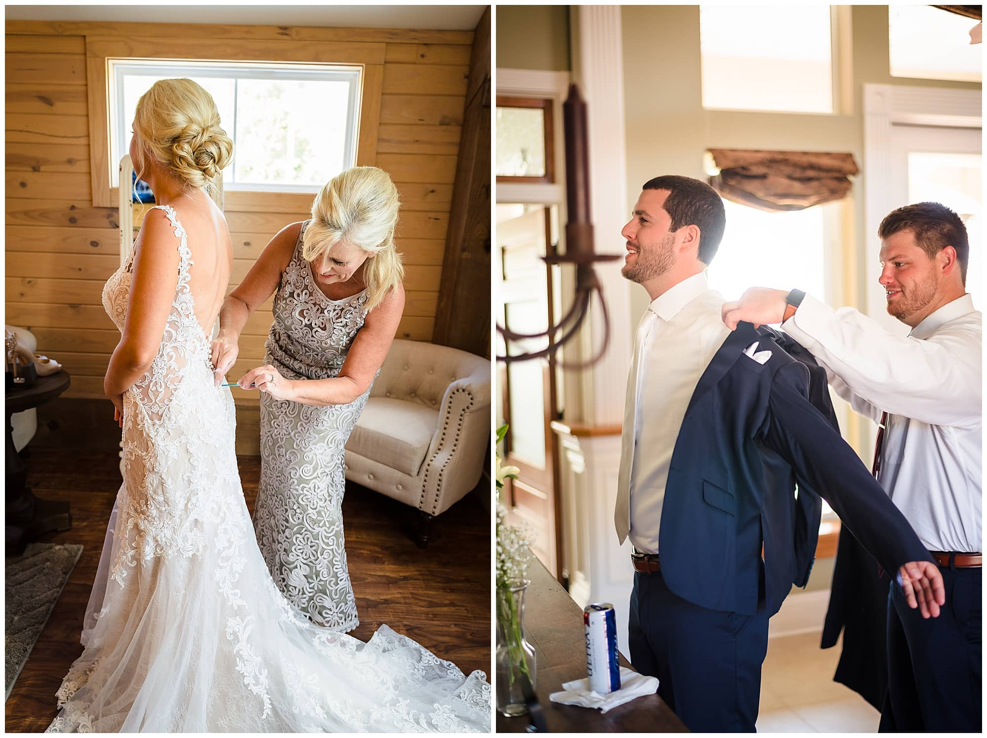 5 Essential Questions Brides Should Ask Their Wedding Photographer getting ready