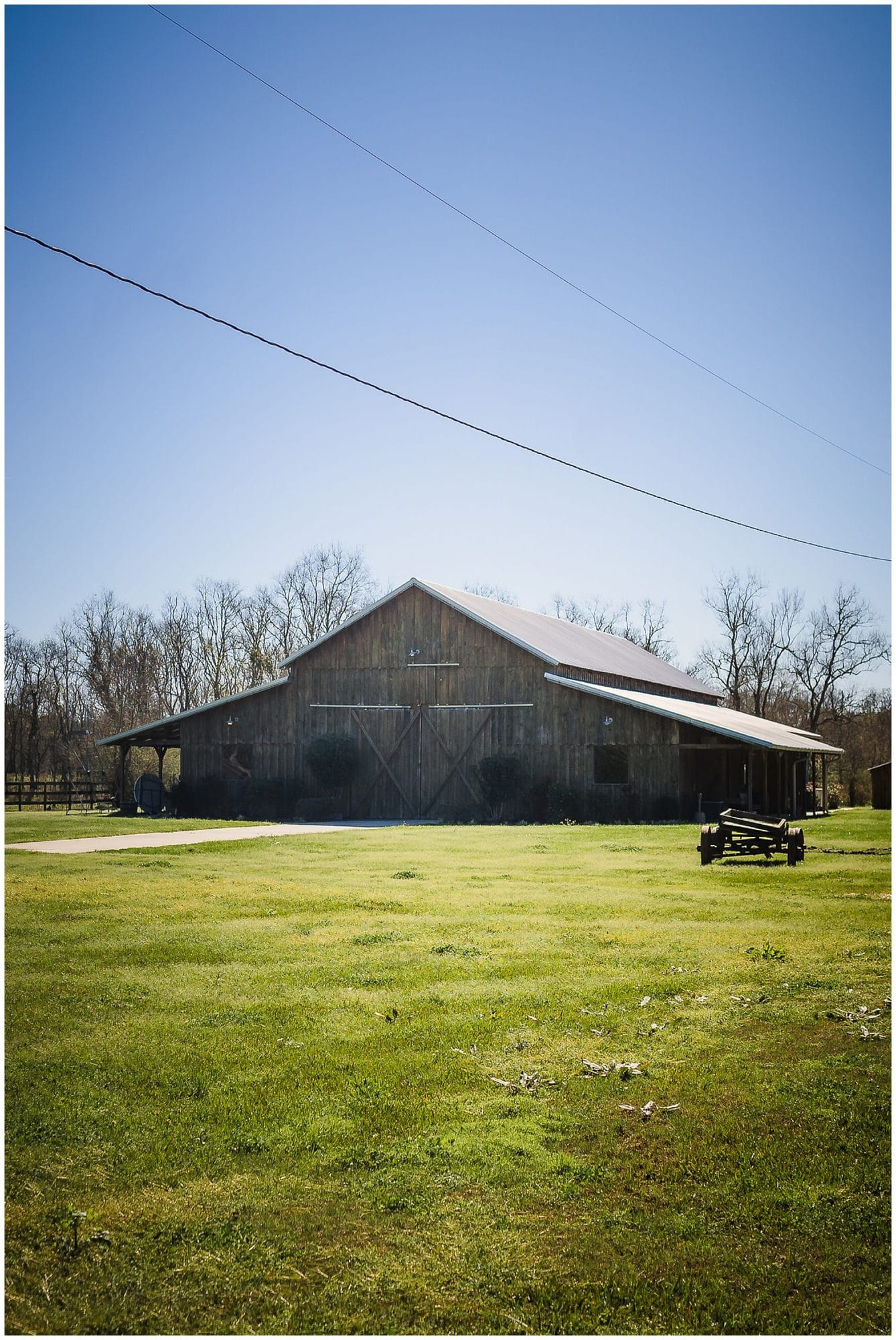 The Barn at TH Farm wedding venue