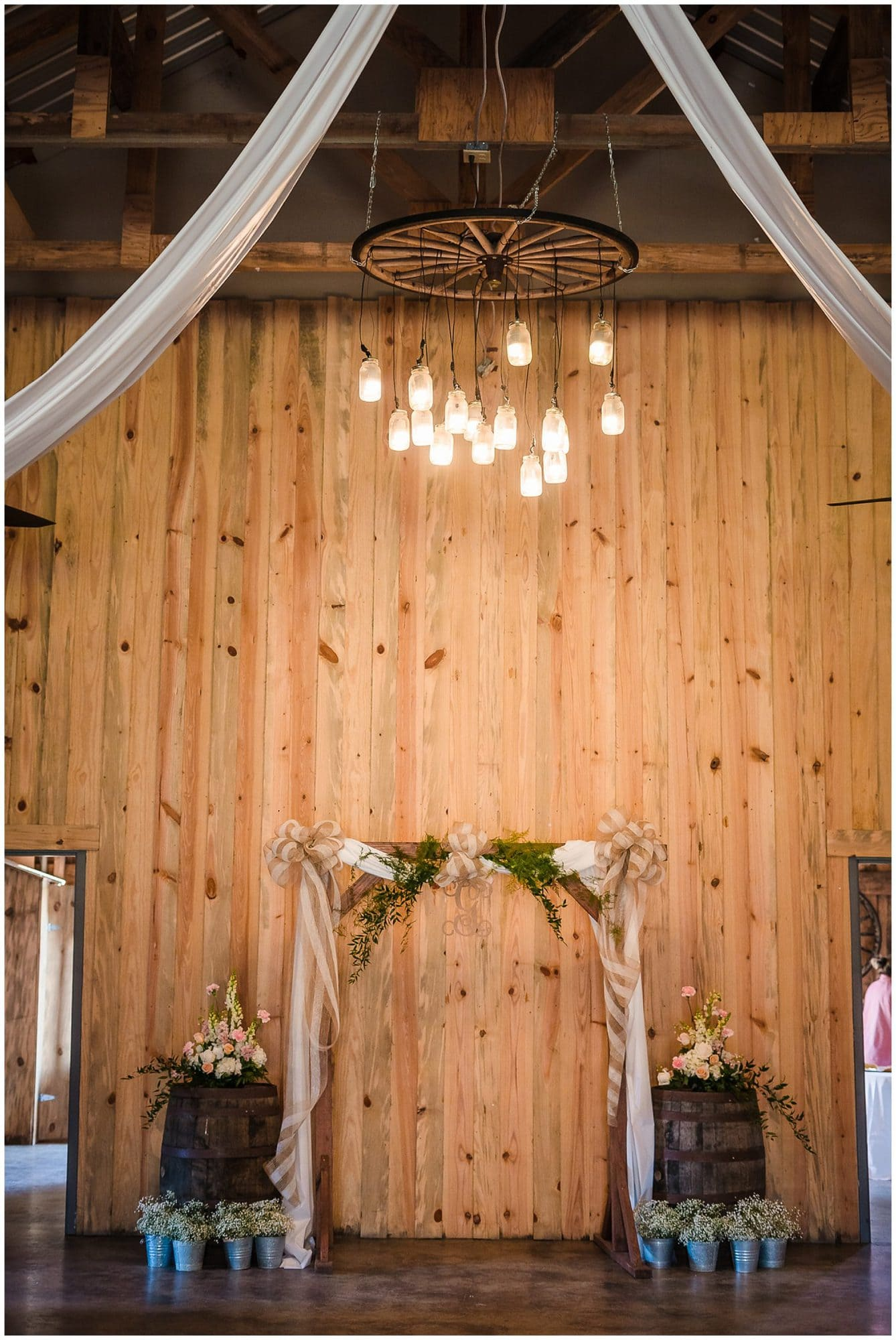 The Barn at TH Farm ceremony location