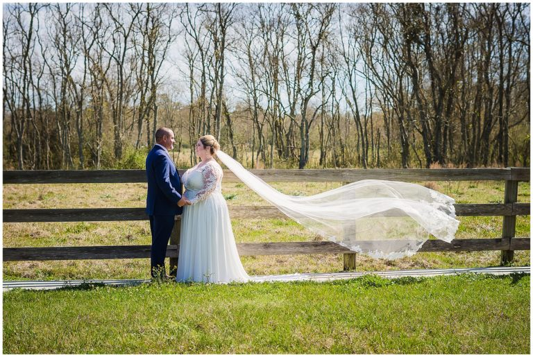 Rustic Country Barn Wedding | Alicia + Roy