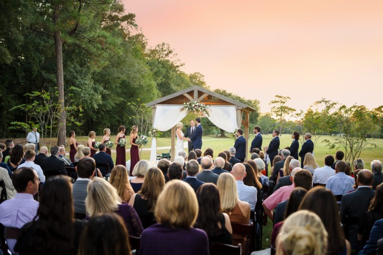 How to Make a Wedding Day Timeline