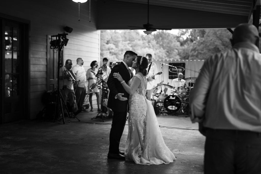 first dance couple